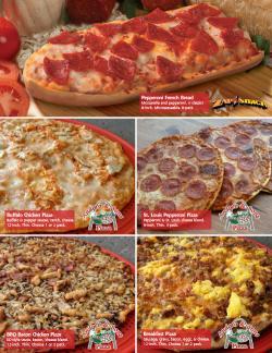 Pizza - All Varieties
